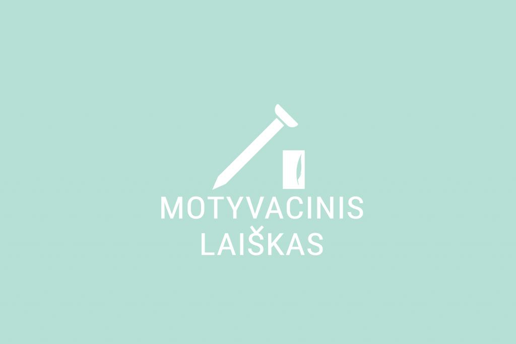Profesionalus motyvacinio laiško rašymas | CVEKAS.LT